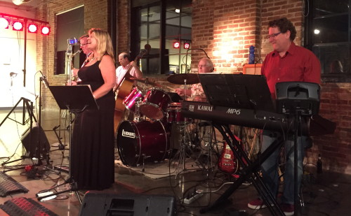 A great classy fun jazz band - just what your corporate holiday party needs?