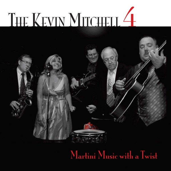 The Kevin Mitchell 4 album cover.